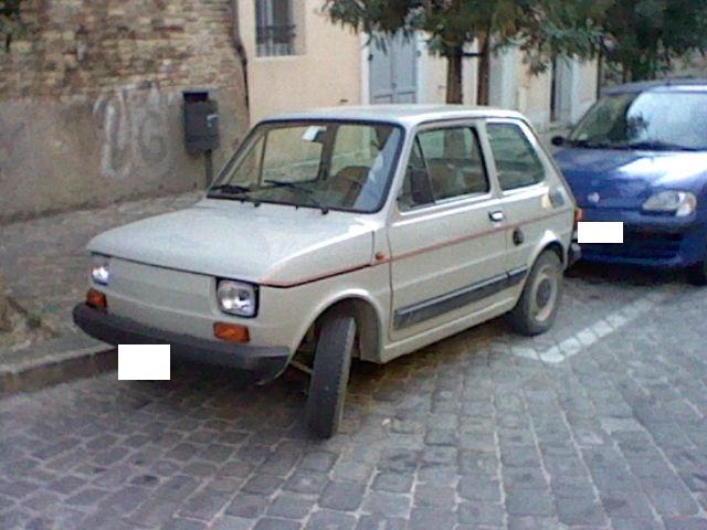 avvistamenti auto storiche - Pagina 20 Fiat_110