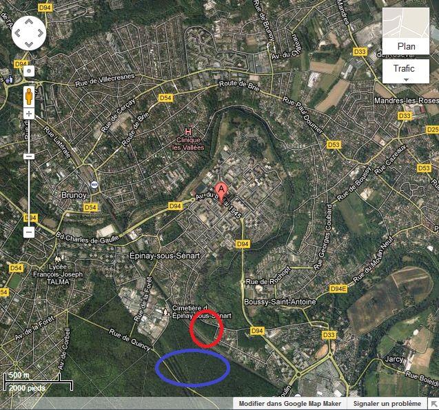 2012: le /08 à environ 3h30 -  forme oublongue  - epinay sous senart (91)  Ovni_410