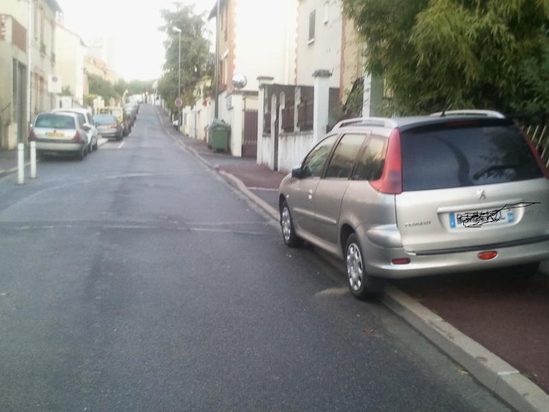 rue des rieux nouvelle place de stationnement Statio13