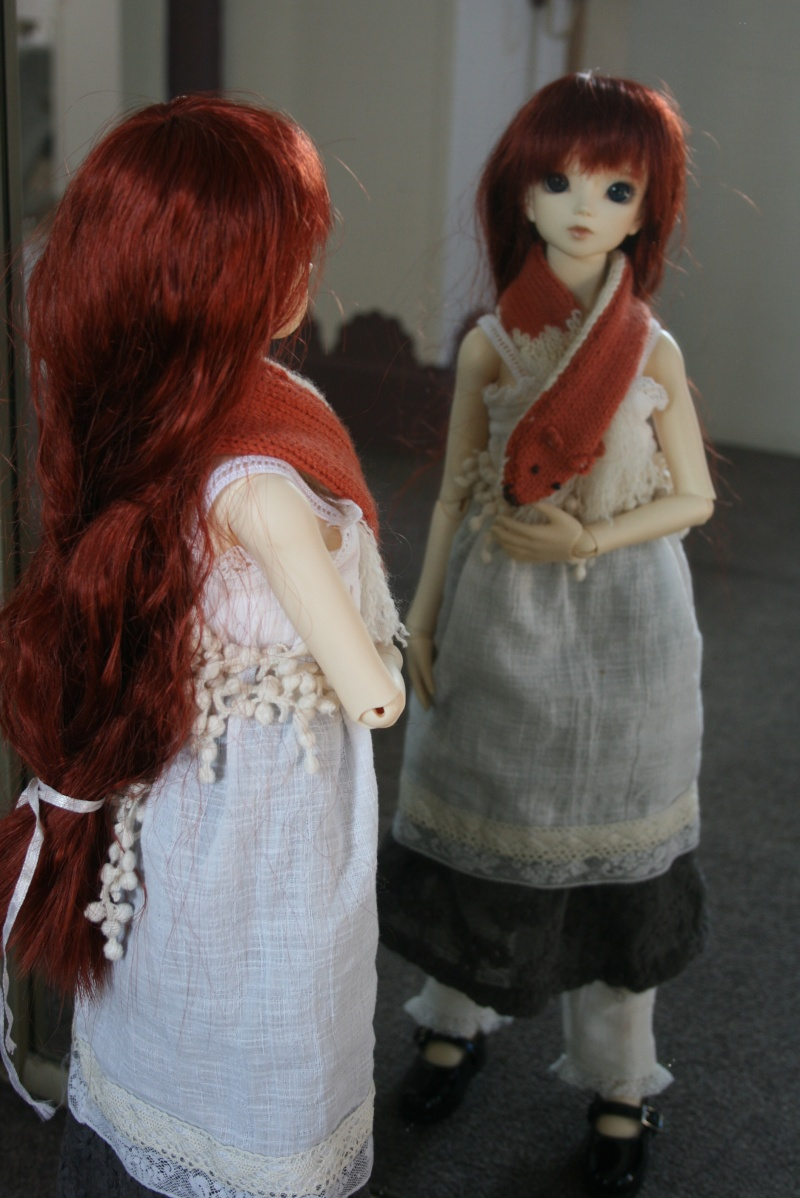Les histoires d'Ysaline et de Miette .la cour de l'école p 58 Img_5111
