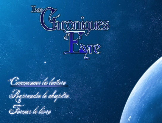 Les Chroniques d'Eyre Et10