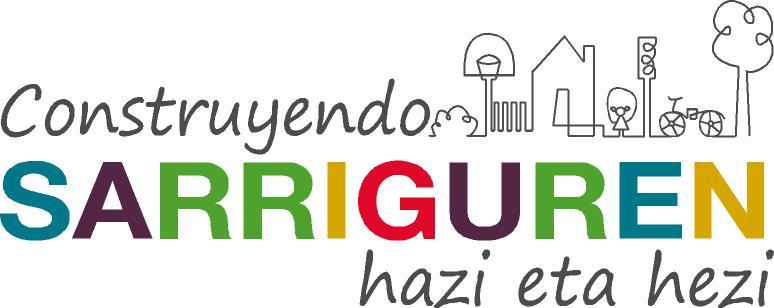 CONSTRUYENDO SARRIGUREN: HAZI ETA HEZI