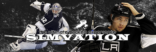 Simvation: The Ultimate Hockey Experience