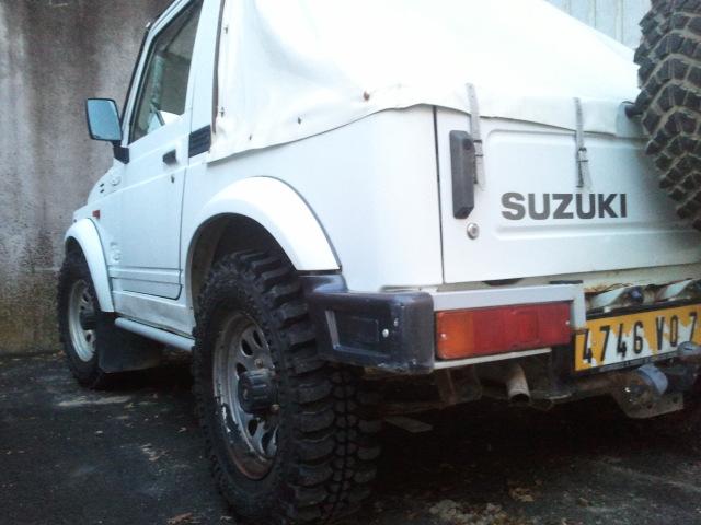 Présentation rapide Suz111