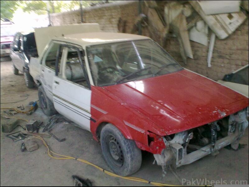 My ee80 converted to GT ! Restoration, Mods, upgrades !  110