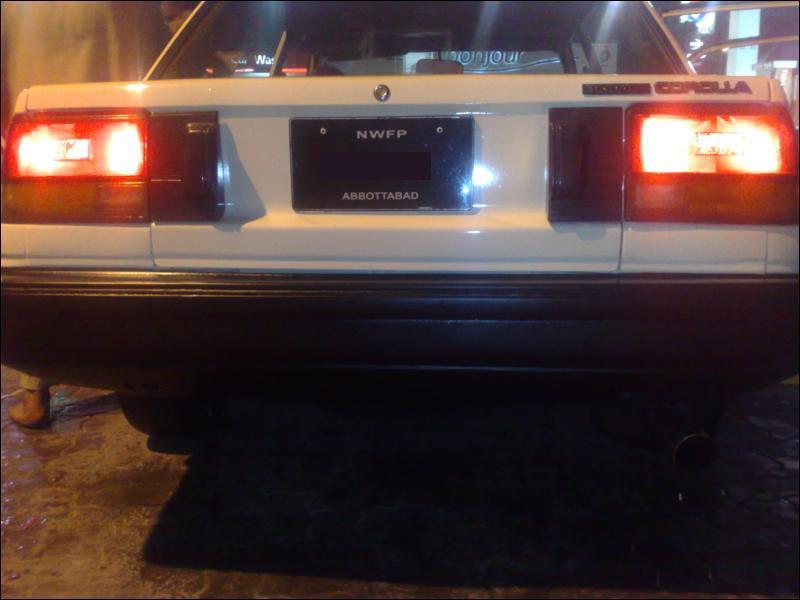 My ee80 converted to GT ! Restoration, Mods, upgrades !  1311