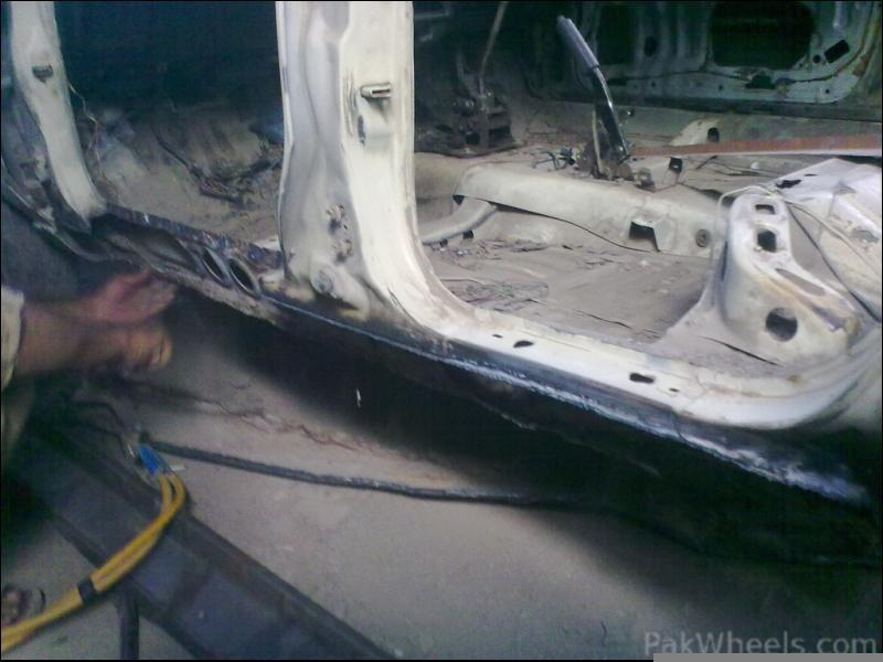 My ee80 converted to GT ! Restoration, Mods, upgrades !  1810