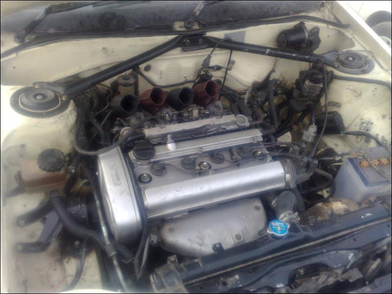 My ee80 converted to GT ! Restoration, Mods, upgrades !  53507710