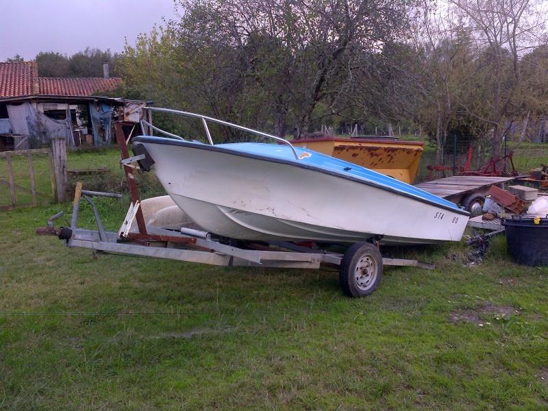 Thibs = Nouveau bateau à rénover !!! Saint-10