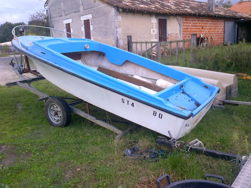 Thibs = Nouveau bateau à rénover !!! Saint-12