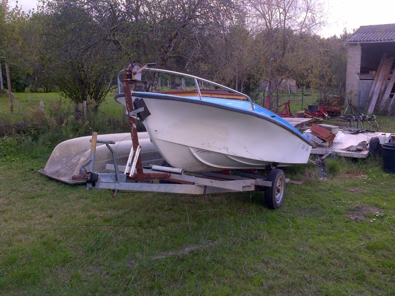 Thibs = Nouveau bateau à rénover !!! Saint-13