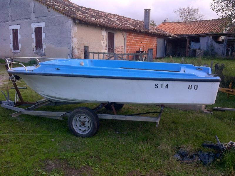 Thibs = Nouveau bateau à rénover !!! Saint-14