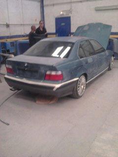 restauration 320i de 1992 13150919
