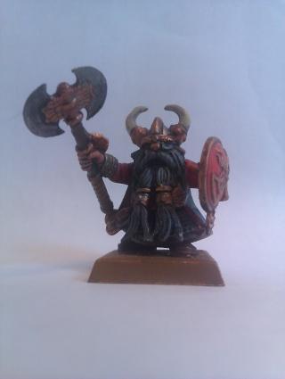 dwarf - Opheliates Dwarf Warband Imag0030