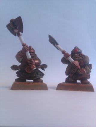 dwarf - Opheliates Dwarf Warband Imag0033