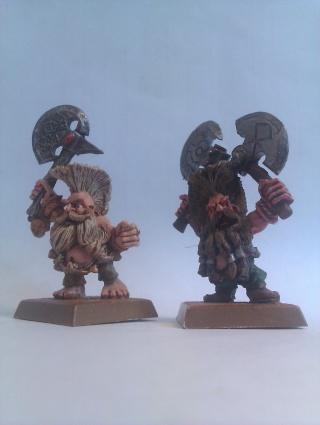 dwarf - Opheliates Dwarf Warband Imag0034