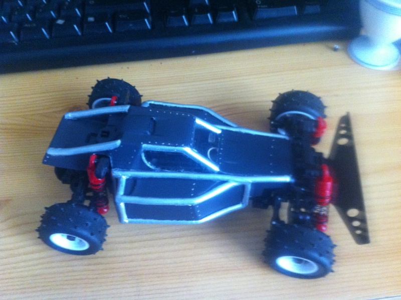 Buggy look Mad Max Mini_z14