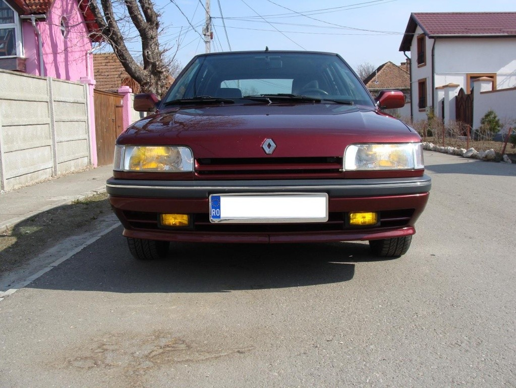 Renault 21 GTS Symphonie 1991 Dsc02413