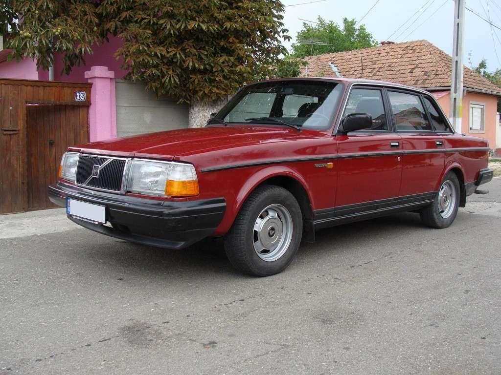 Volvo 240Dl 1986 Dsc02812