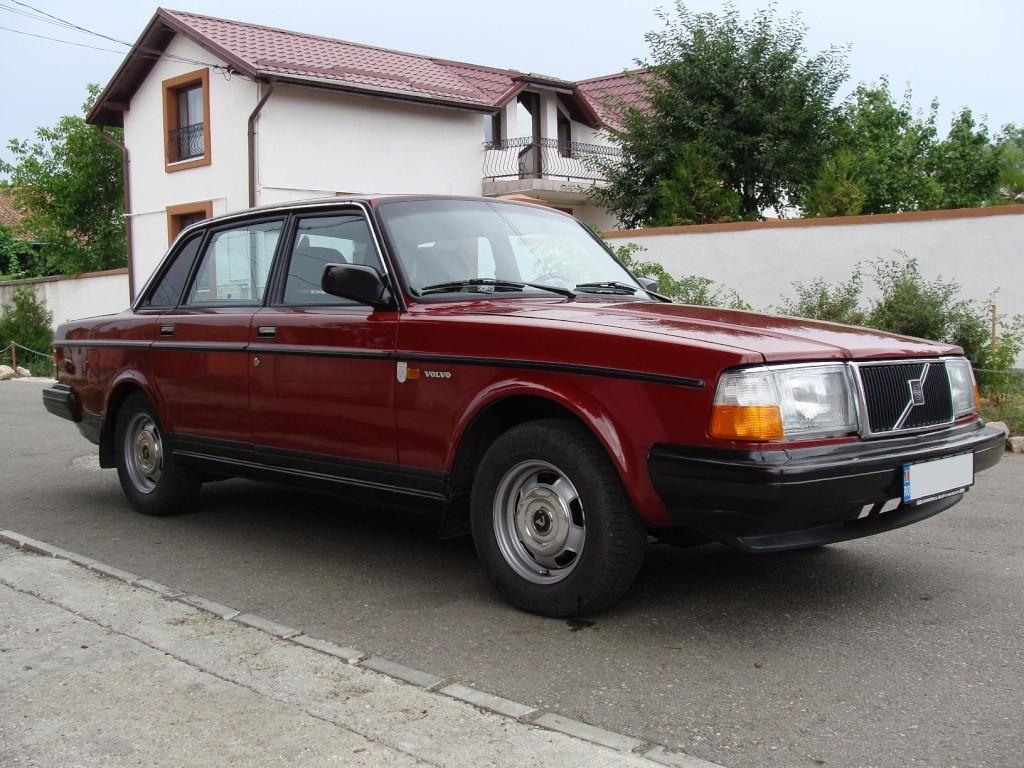 Volvo 240Dl 1986 Dsc02813