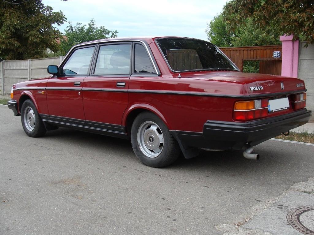Volvo 240Dl 1986 Dsc02814