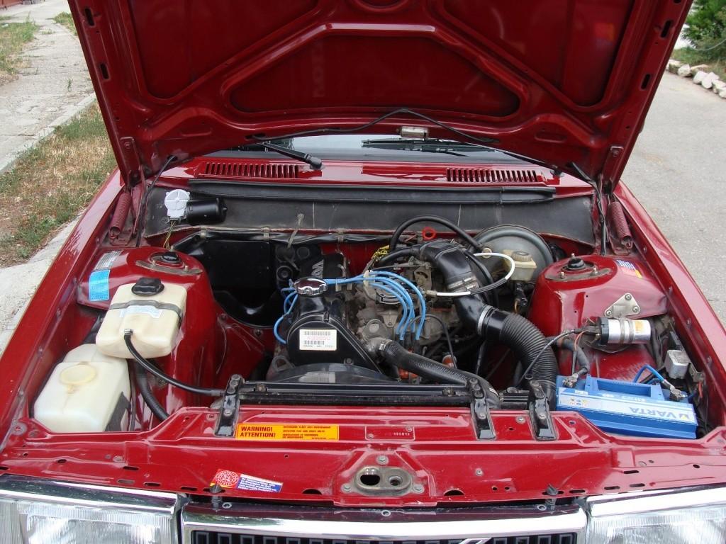 Volvo 240Dl 1986 Dsc02818