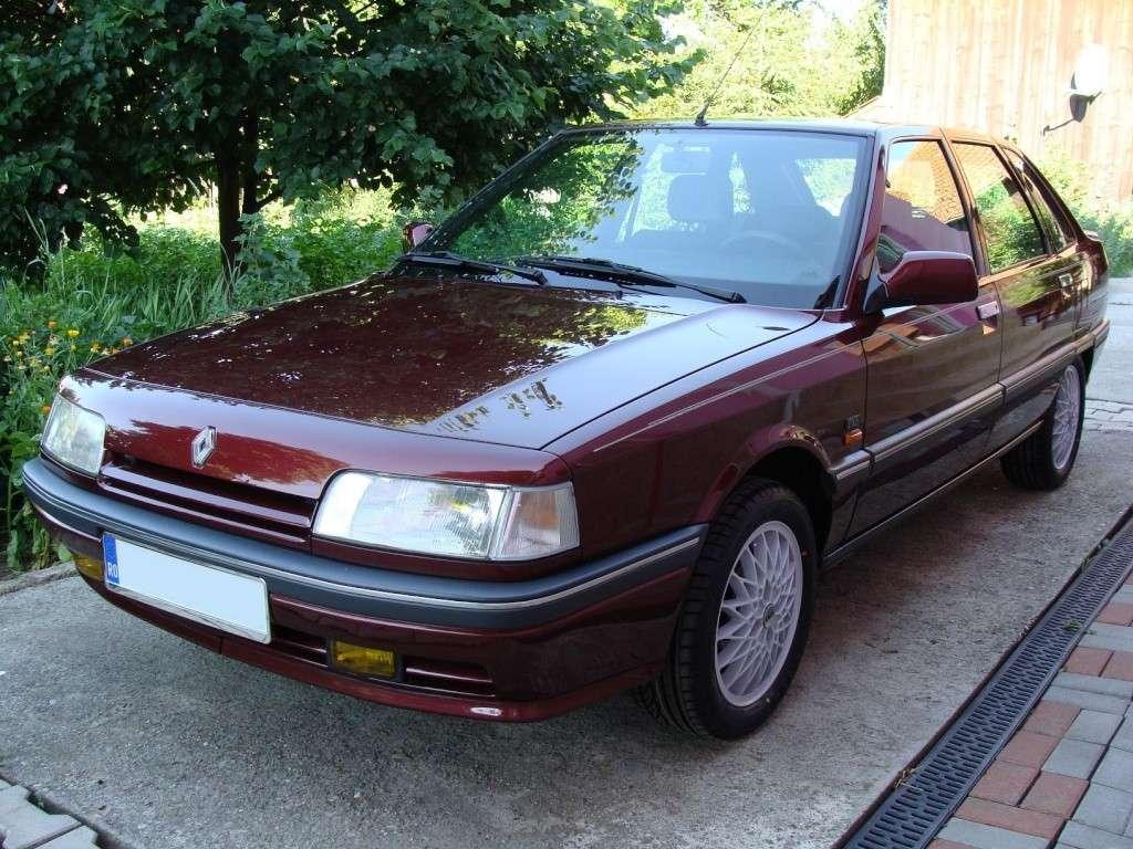 R 25 Turbo-DX '90 & R 21 GTS Symphonie '91 - TurboDXman R-21-g11