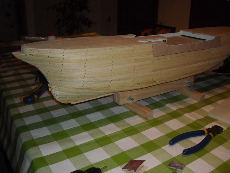 Il mio primo cantiere navale, Amerigo Vespucci, scala 1/100 DeA 42_08_13
