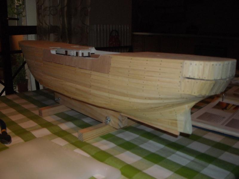 Il mio primo cantiere navale, Amerigo Vespucci, scala 1/100 DeA 42_08_14