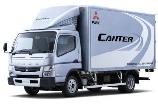 Mercedes /Mitsubishi Fuso Canter/Ducato