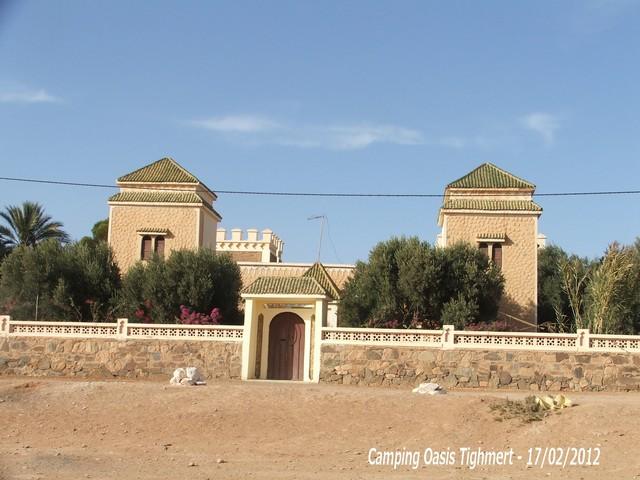 [Maroc Camp/Découverte] Camping Aaïn Nakhla à Tighmert 091110