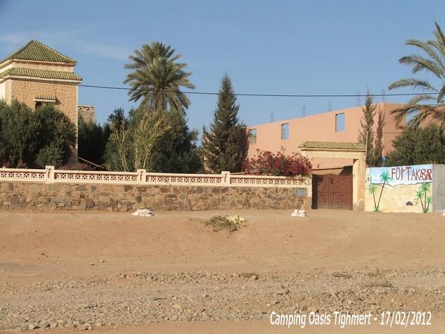 [Maroc Camp/Découverte] Camping Aaïn Nakhla à Tighmert 091210