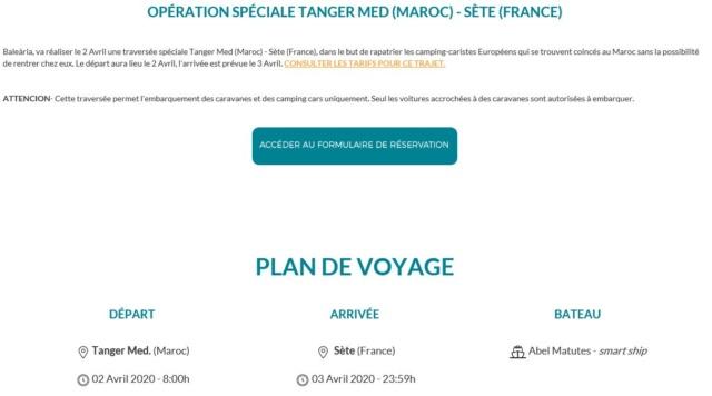 [Maroc/Le Bateau] traversée Tanger Med / Sete première le 29 mars - Page 5 Bateau11