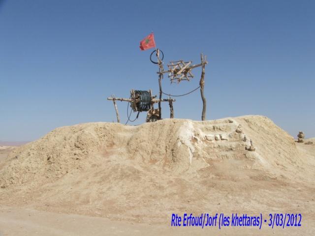 [Maroc/Histoire, Accueil...] khettaras inventeur Photo_14