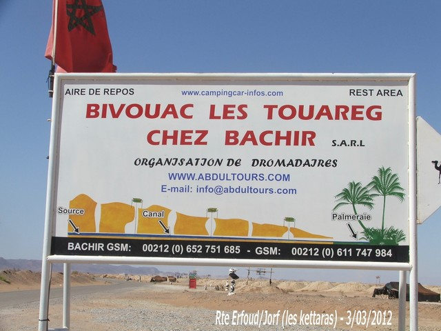 [Maroc/Histoire, Accueil...] khettaras inventeur Photo_16