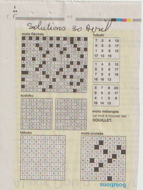 [Jeux] JEUX OUEST FRANCE du 2 Avril 2020 pour passer le temps - Page 3 Zoluti16