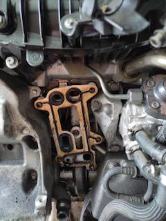 [ BMW E83 X3 xDrive 2.0D N47d20a an 2007 ] Démontage moteur suite cliquetit Image010