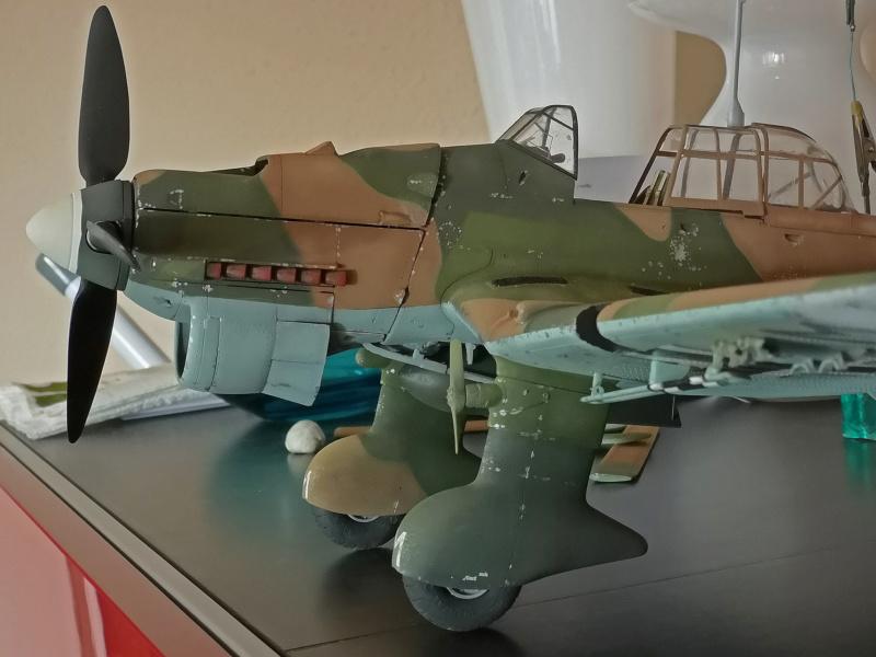 Stuka Ju 87 B2 / Airfix, 1:24 - Seite 3 Stuka_11