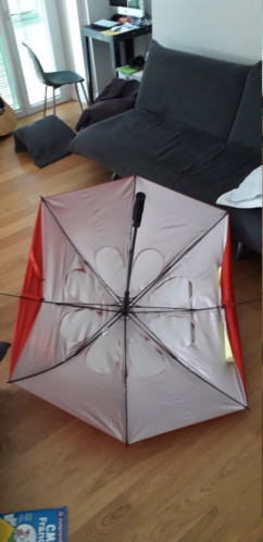 Mon parapluie modifié... (Paravo? ) - Page 2 20190812