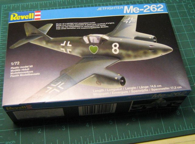 What-if Me262 drone Me262d11
