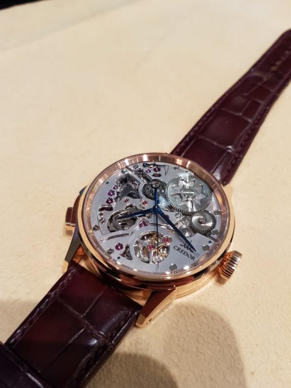 Horlogerie Japonaise, à la conquête du monde.  01411