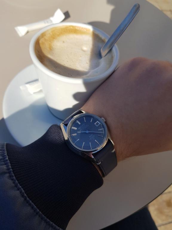Pause café et montre (toutes marques) - tome III - Page 2 20190327