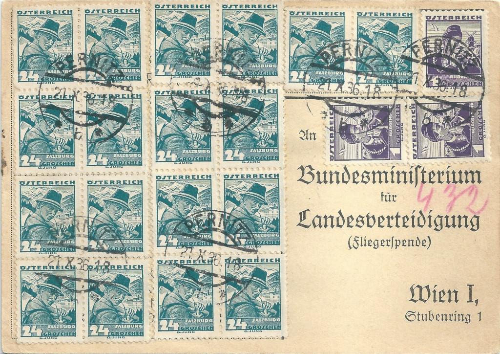 Österreich 1925 - 1938 - Seite 13 Scan0911
