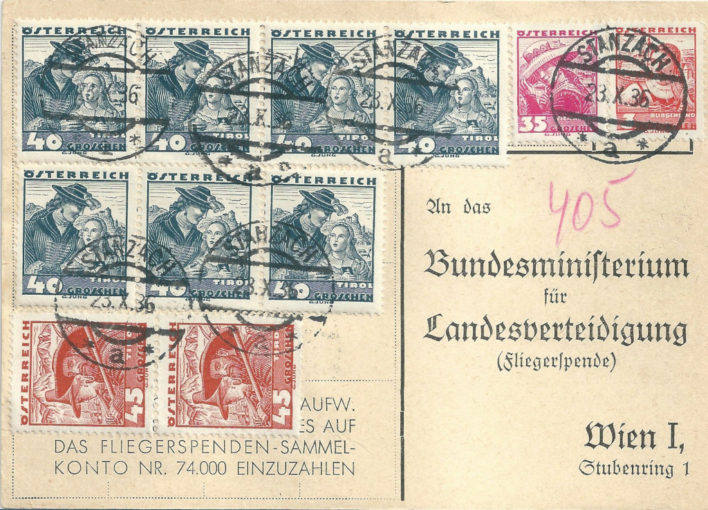 Österreich 1925 - 1938 - Seite 13 Scan0912