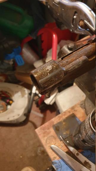 Restauration Mauser G98 20201214