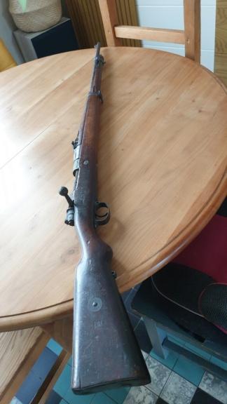 Restauration Mauser G98 20210125