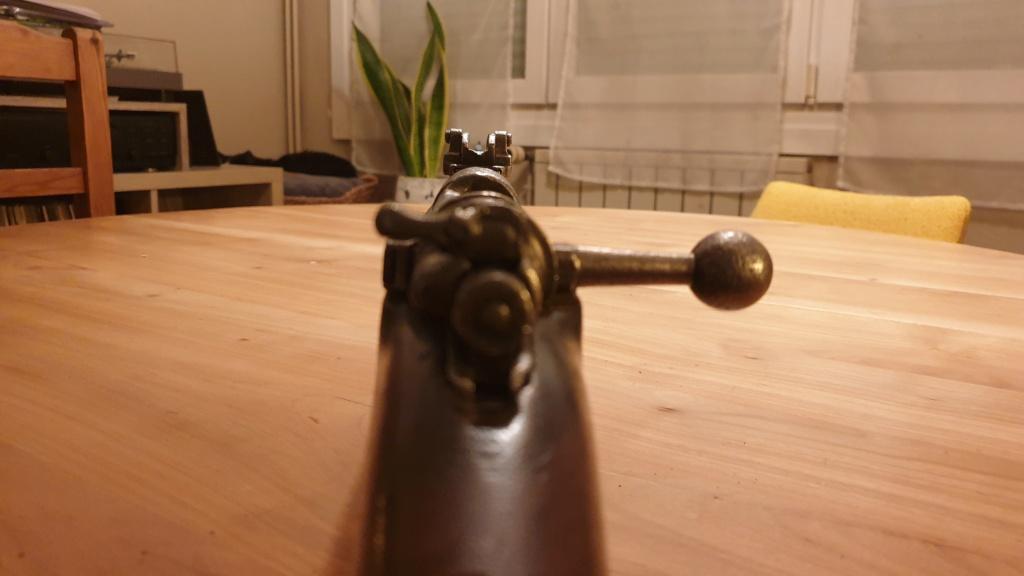 Restauration Mauser G98 20210135