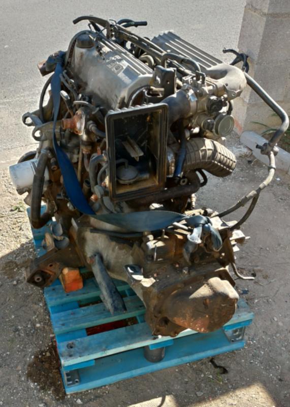 Ensemble Moteur Boite 2.5 turbo 1990 2l5_tu11