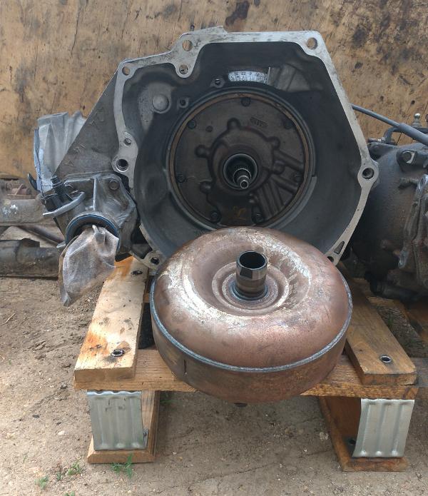 Boite de vitesse automatique 3 rapports A413 A413_110