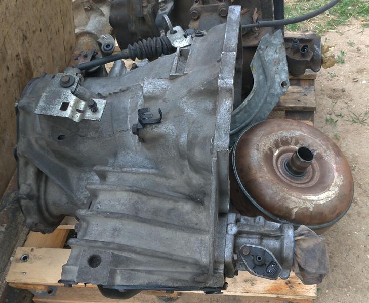 Boite de vitesse automatique 3 rapports A413 A413_210